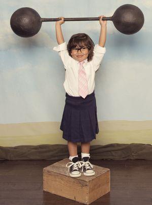 Girlweightlifter